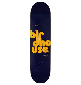 Birdhouse skateboards Birdhouse logo deck blauw 7,75