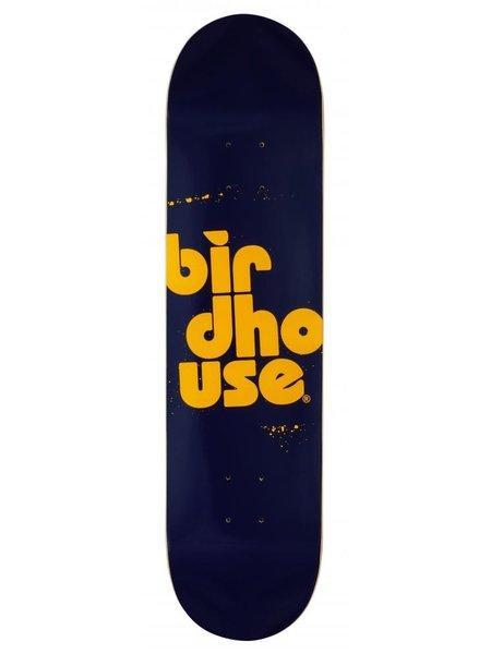 Birdhouse  Logo Deck Blue 7,75