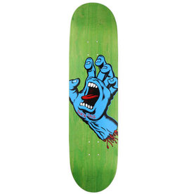 Santa Cruz Santa Cruz screaming hand deck 8,8