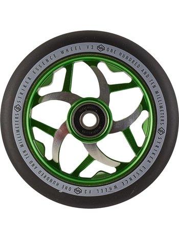 Striker Essence V3 Wheels Green/Black