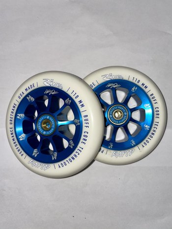 River Rapid Pablo Wheels Blue/White