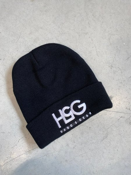 Hang5Gear Beanie Black