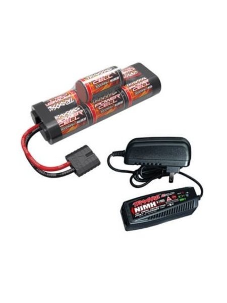 Traxxas Charger + Battery Completer Pack