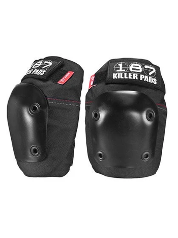 Killer Pads 187 Fly Knee Black