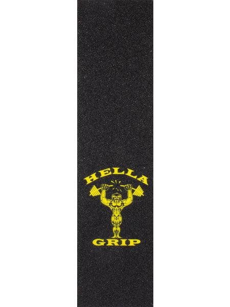 Hella Yellow Gym Griptape