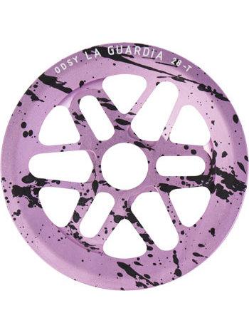 Odyssey La Guardia tandwiel 25T lavendel