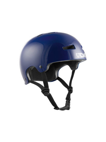 TSG Evolution Helm Gloss Blue