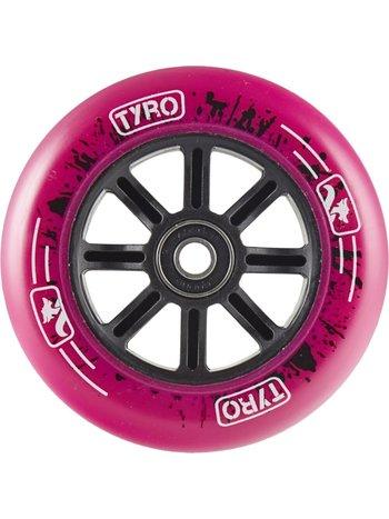 Longway Tyro Nylon Kern Wheels Pink