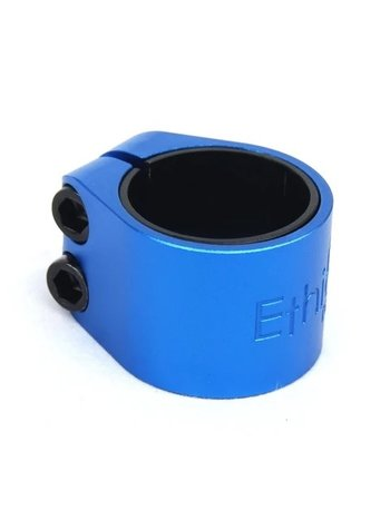 Ethic DTC  Basic Double Clamp Blue