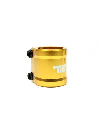 Tilt ARC Double Clamp Gold
