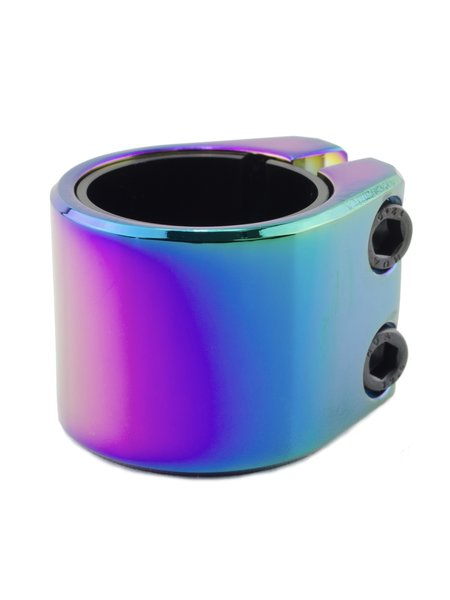 Fasen scooters Double Clamp Oil Slick
