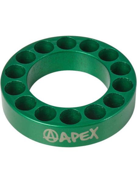 Apex Headset spacer 10mm groen