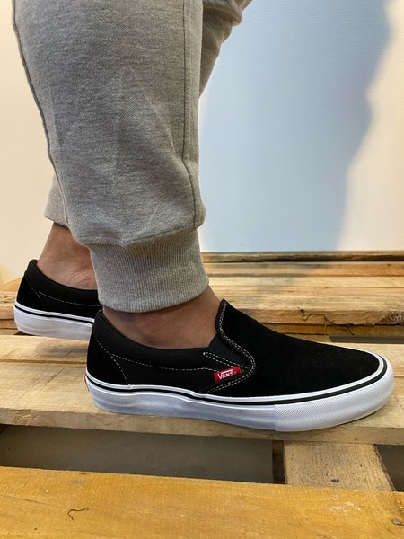 Vans Slip On Pro Black