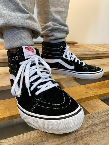Vans SK8-HI Pro Shoe Black