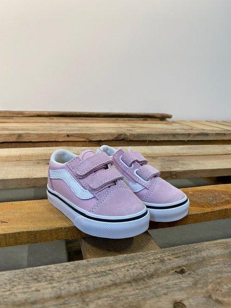 Vans Old Skool Kids Lilac Snow/True White