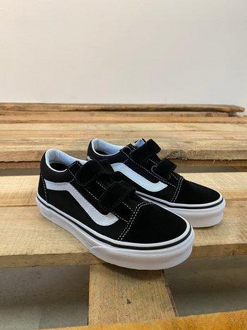 Vans Kids Old Skool Black/White