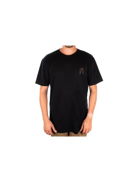 Ethic DTC  T-shirt Casual Suspect Black