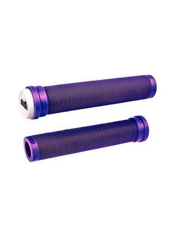 ODI SLX Longneck Grips Purple