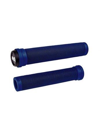 ODI SLX Longneck Grips Navy Blue
