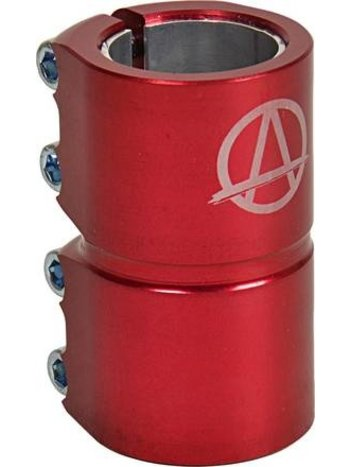 Apex V3 SCS Clamp Red