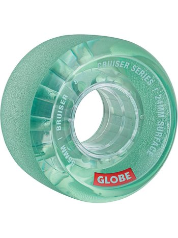 Globe Bruiser Clear Aqua 55mm