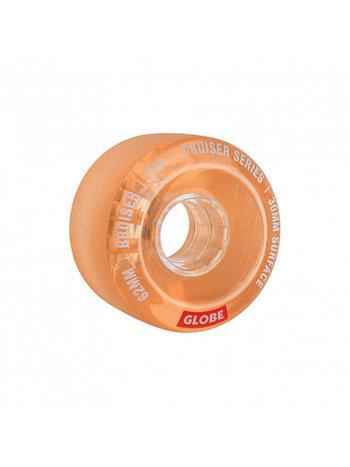 Globe Bruiser Clear Honey - 58 MM