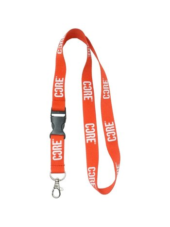Core Keychain Red