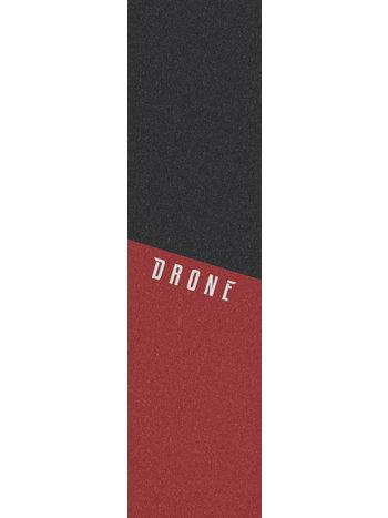 Drone Logo Griptape Black Red