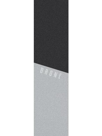 Drone Logo Griptape Black Grey