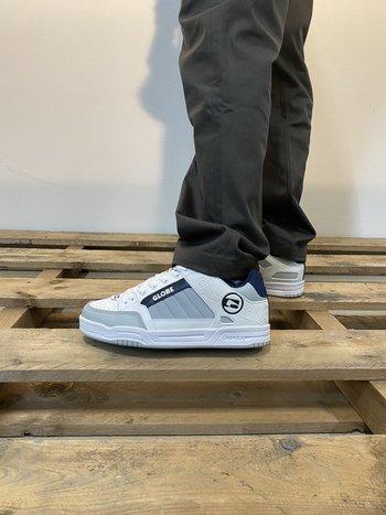 Globe Tilt Sneakers White/Grey/Navy