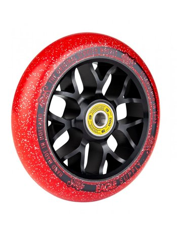 Eagle supply X6 Glitter Wheels Candy Red