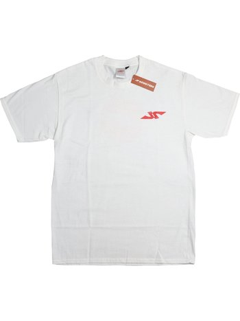 JP Scooters Logo T-shirt White