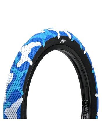 Cult Vans Tire Camo Blue/Black
