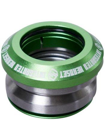 Striker Integrated Headset Green