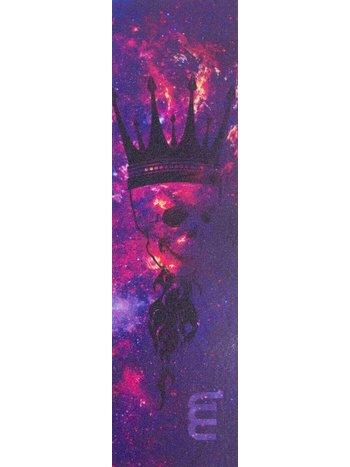 Longway Skull King Griptape Purple