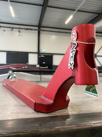 Apex Deck Red