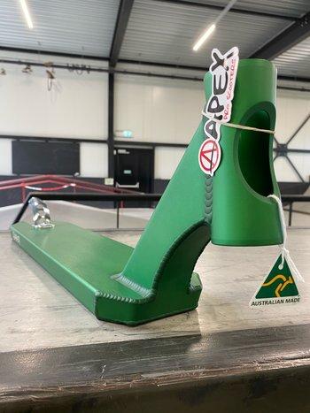 Apex Deck Green