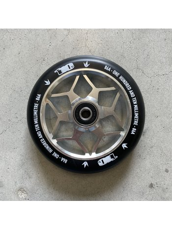 Blunt Envy Diamond Wheels Chrome