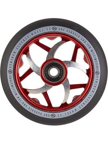 Striker Essence V3 Wheels Red/Black