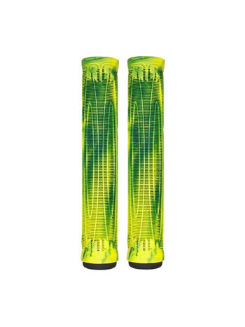 AO Scooters Grips Green/Yellow