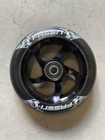 Fasen scooters Spoked Wheels Black