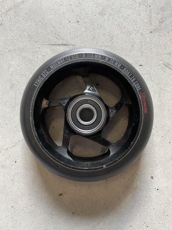 Ethic DTC  Mogway Wheels Black