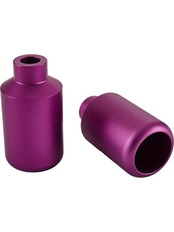 Trynyty Scooters Basic Alu  Pegs Purple