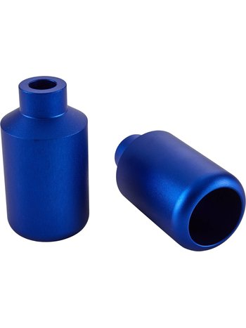 Trynyty Scooters Basic Alu  Pegs Blue