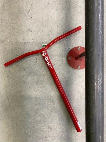 Apex Bol HIC Bar Red