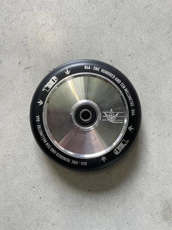 Blunt Envy Hollowcore Wheels Chrome
