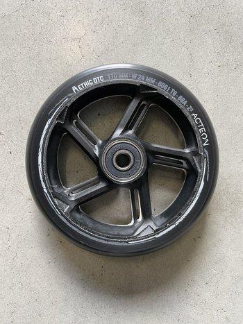 Ethic DTC  Acteon Wheels Black