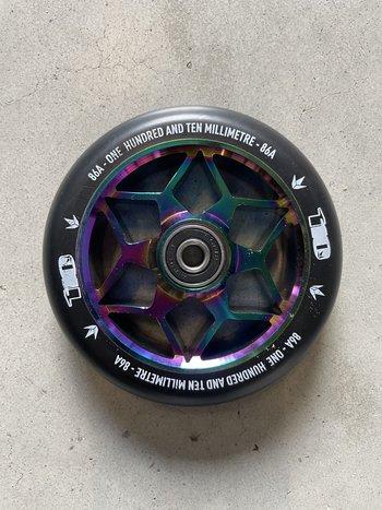 Blunt Envy Diamond Wheels Oil Slick