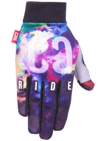 Core Gloves Neon Galaxy