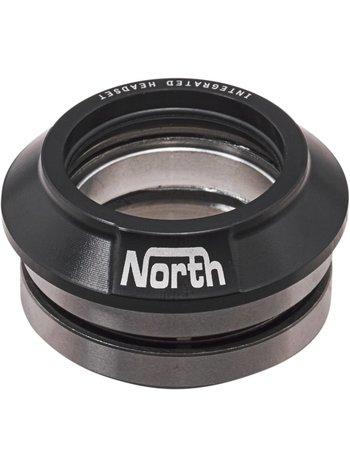 North  Star Integrated Headset Matte Black